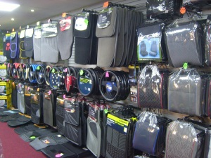 car accessories blackpool
